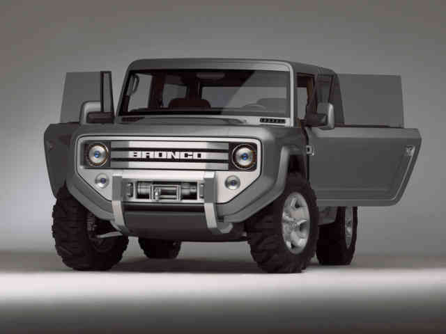 2015 Ford Bronco | New Ford Bronco | Bronco Wallpapers | #1