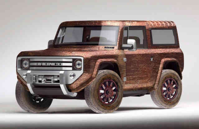 2015 Ford Bronco | New Ford Bronco | Bronco Wallpapers | #10