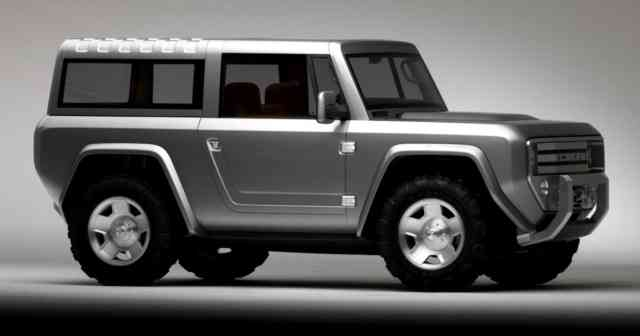 2015 Ford Bronco | New Ford Bronco | Bronco Wallpapers | #13