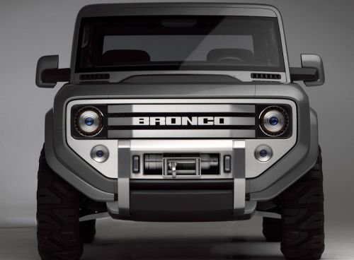 2015 Ford Bronco | New Ford Bronco | Bronco Wallpapers | #14