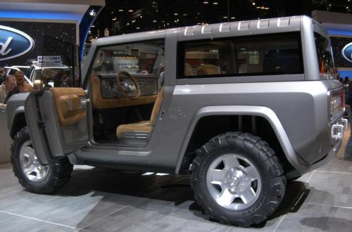 2015 Ford Bronco   New Ford Bronco   Bronco Wallpapers   #16