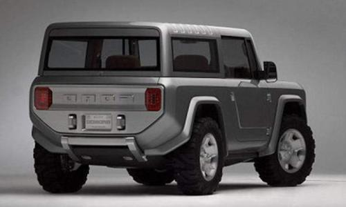 2015 Ford Bronco | New Ford Bronco | Bronco Wallpapers | #17