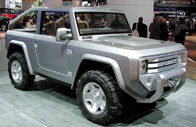 2015 Ford Bronco | New Ford Bronco | Bronco Wallpapers | #2