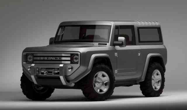 2015 Ford Bronco | New Ford Bronco | Bronco Wallpapers | #6