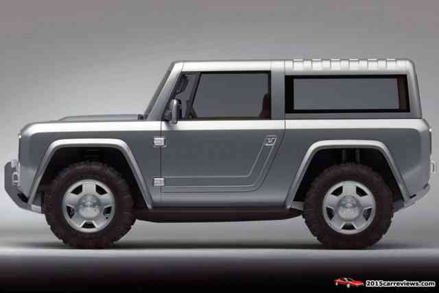 2015 Ford Bronco | New Ford Bronco | Bronco Wallpapers | #7