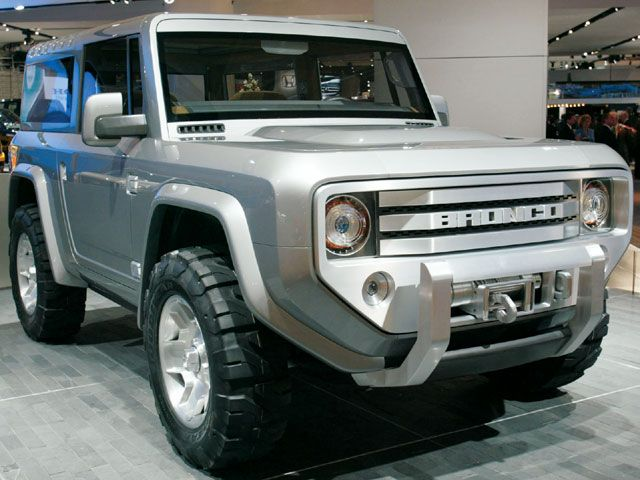 2015 Ford Bronco | New Ford Bronco | Bronco Wallpapers | #9