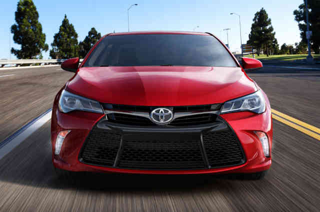 2015 Toyota Camry Wallpapers | High Resolution Wallpaper | Toyota Camry Photo Gallery | #1