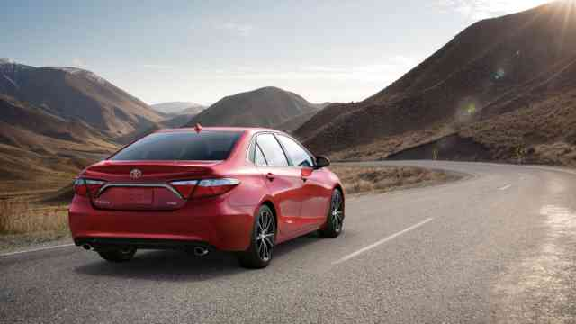 2015 Toyota Camry Wallpapers | High Resolution Wallpaper | Toyota Camry Photo Gallery | #11