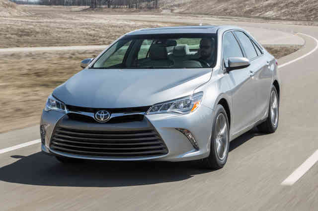 2015 Toyota Camry Wallpapers | High Resolution Wallpaper | Toyota Camry Photo Gallery | #12