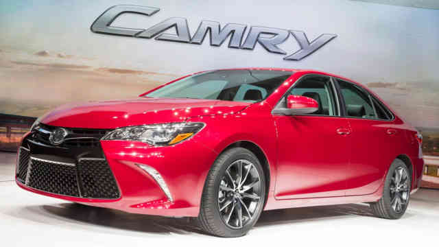2015 Toyota Camry Wallpapers | High Resolution Wallpaper | Toyota Camry Photo Gallery | #18