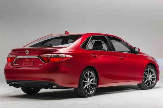 2015 Toyota Camry Wallpapers | High Resolution Wallpaper | Toyota Camry Photo Gallery | #2