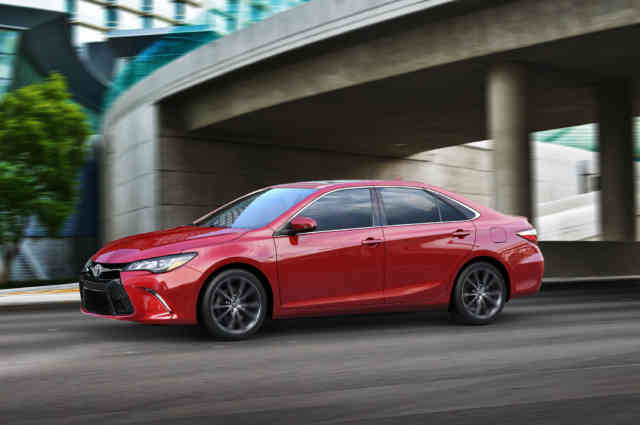 2015 Toyota Camry Wallpapers | High Resolution Wallpaper | Toyota Camry Photo Gallery | #20