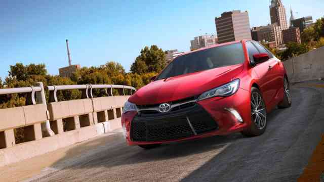 2015 Toyota Camry Wallpapers | High Resolution Wallpaper | Toyota Camry Photo Gallery | #5