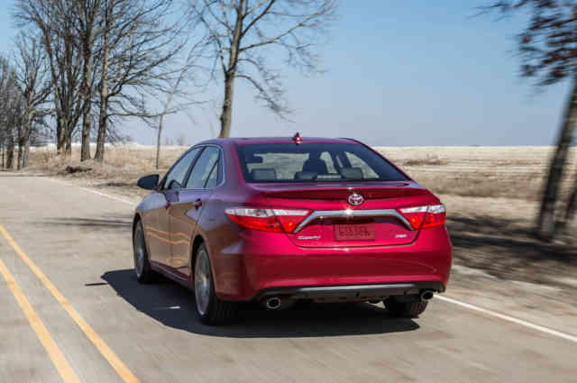 2015 Toyota Camry Wallpapers | High Resolution Wallpaper | Toyota Camry Photo Gallery | #7