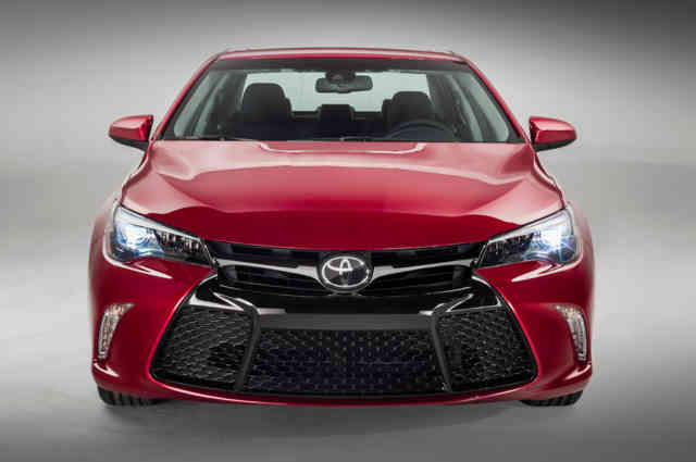 2015 Toyota Camry Wallpapers | High Resolution Wallpaper | Toyota Camry Photo Gallery | #8
