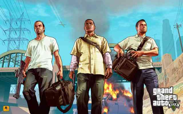 3 Killers Grand Theft Auto V Wallpapers HD