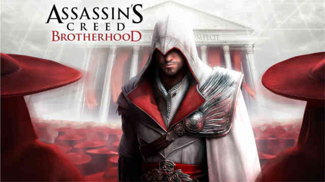 Assassin's Creed Brotherhood HD Wallpaper Download