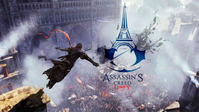 Assassin's Creed Unity Wallpaper 1366x768