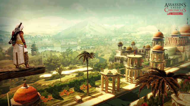Assassin's Creed Chronicles India Wallpaper