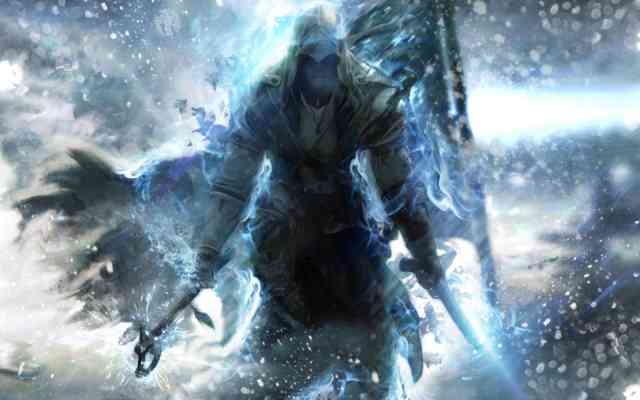 Assassin's Creed 3 retina Wallpaper