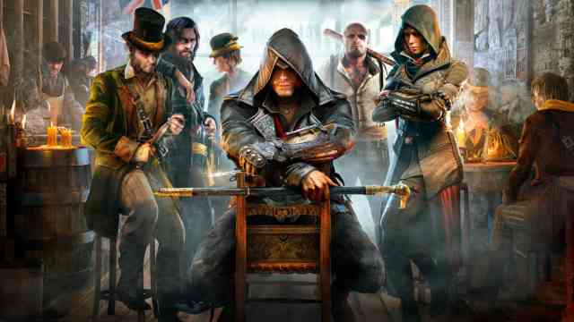Assassin's Creed Syndicate Wallpaper HD