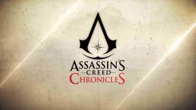 Assassin's Creed Chronicles Wallpapers