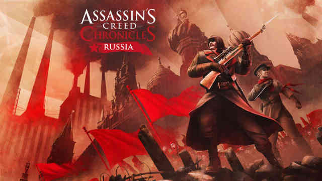 Assassin's Creed chronicles russia wallpaper