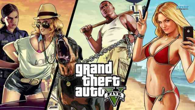 Best Grand Theft Auto V Wallpapers HD | GTA V Cool Wallpapers |