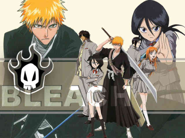 Bleach Wallpaper | Bleach Cartoon Images | Free Bleach Wallpapers | #10