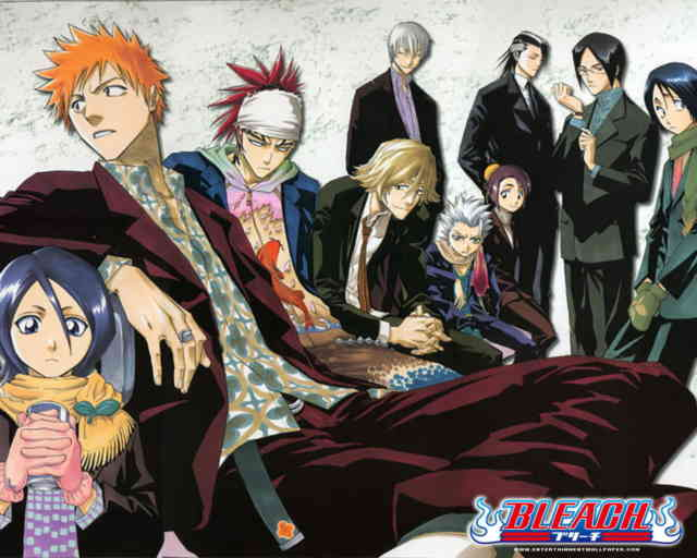 Bleach Wallpaper | Bleach Cartoon Images | Free Bleach Wallpapers | #11