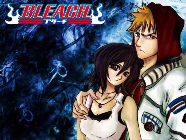 bleach wallpaper hd cartoon images free wallpapers 1366x768
