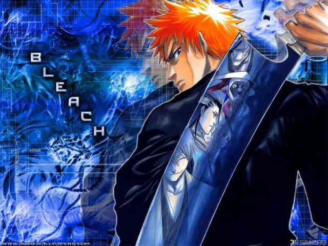 Bleach Wallpaper | Bleach Cartoon Images | Free Bleach Wallpapers | #3