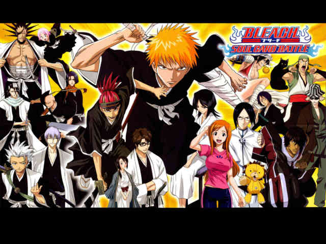 Bleach Wallpaper | Bleach Cartoon Images | Free Bleach Wallpapers | #34
