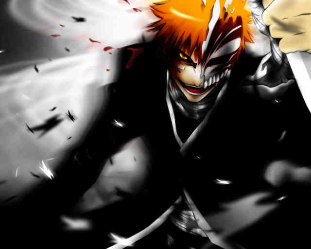 Bleach Wallpaper | Bleach Cartoon Images | Free Bleach Wallpapers | #4