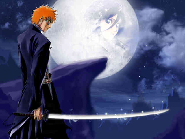 Bleach Wallpaper | Bleach Cartoon Images | Free Bleach Wallpapers | #6