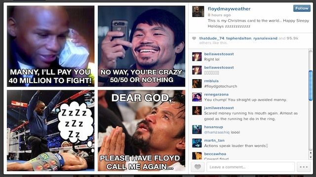 Floyd Mayweather Instagram images | Floyd Mayweather Instagram Pictures | #12