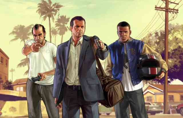 Grand Theft Auto V Wallpapers Hd Gta V Cool Wallpapers 4