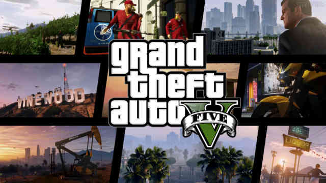 Grand Theft Auto V Wallpapers HD Multi-screen