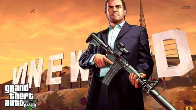Grand Theft Auto V Wallpapers Michael Vinewood