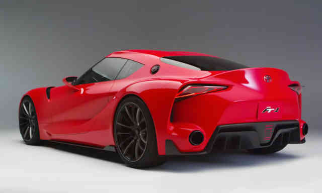 Toyota Supra 2015 | Toyota Supra 2015 Price | Supra Wallpapers #11