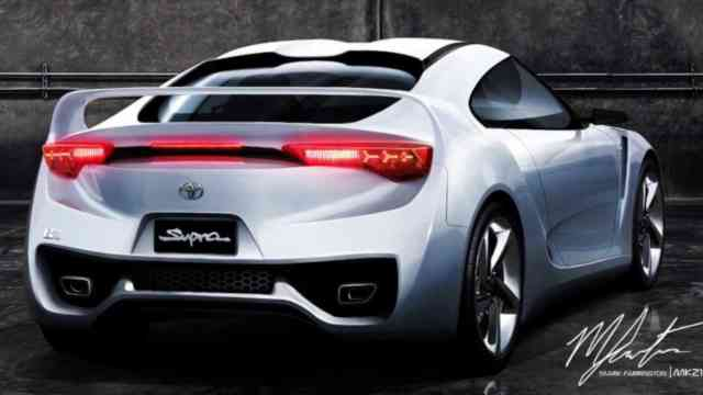 Toyota Supra 2015 | Toyota Supra 2015 Price | Supra Wallpapers #26