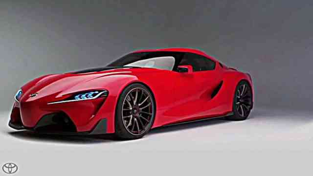 Toyota Supra 2015 | Toyota Supra 2015 Price | Supra Wallpapers #34