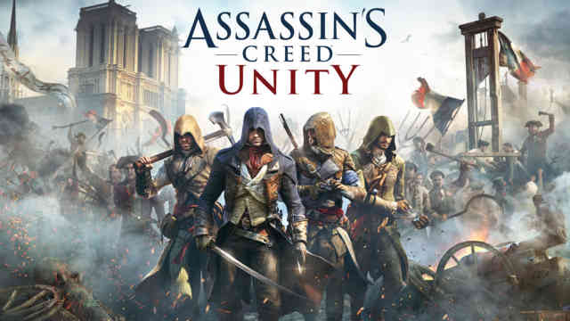Assassin's Creed Unity Wallpaper 1080p