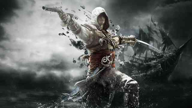 Assassin's Creed Wallpaper iphone