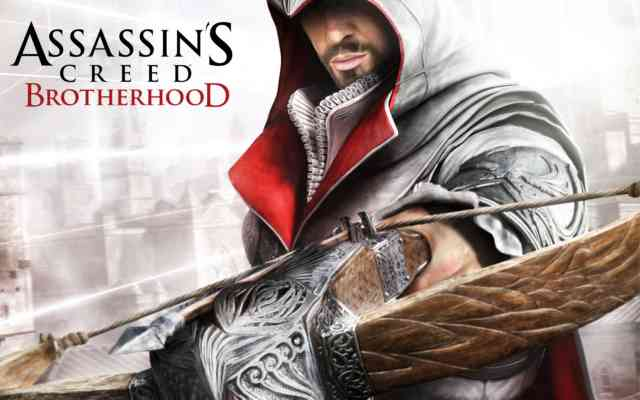 Assassin's Creed Brotherhood iphone Wallpaper