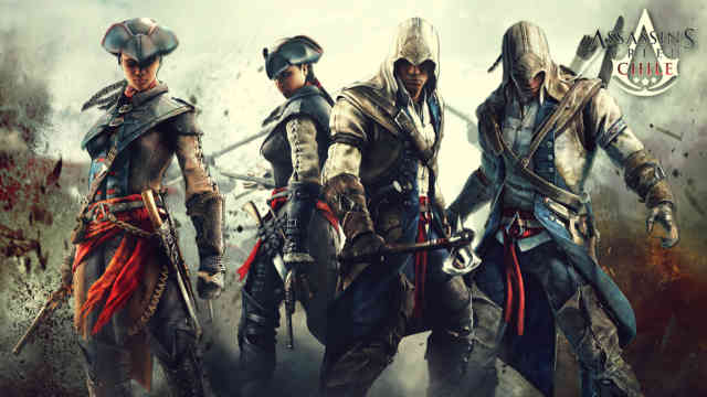 Assassin's Creed 3 Wallpaper Mac