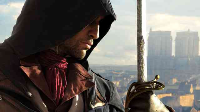 Assassin's Creed Unity Wallpaper HD 1080p