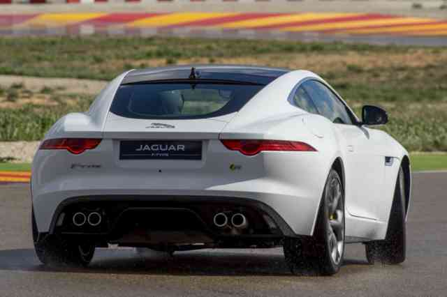 2015 Jaguar F Type R | Jaguar F Type R | Jaguar Car | Jaguar Wallpapers | #15