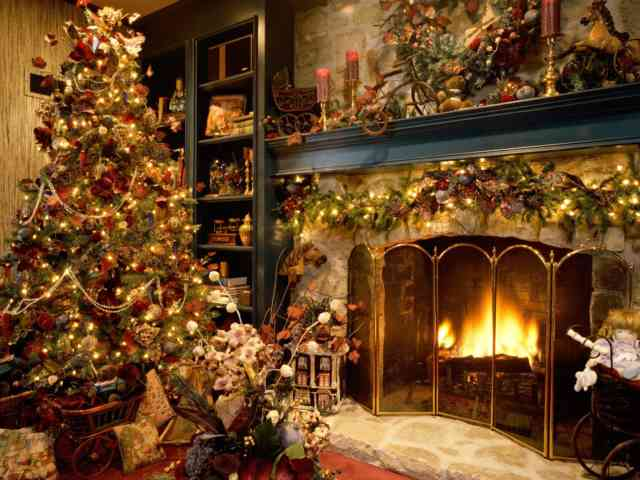Christmas Tree Wallpaper | FREE Christmas Tree Wallpaper | Christmas Wallpapers | #21