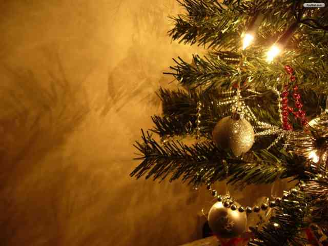 Christmas Tree Wallpaper | FREE Christmas Tree Wallpaper | Christmas Wallpapers | #24